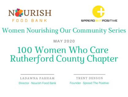 International Women's Day - Women Nourishing the Community Recap! Thank you!