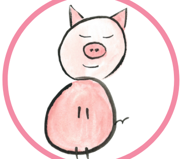 Mark Brown Author/Creator of Zen Pig on the Spread The Positive Podcast!